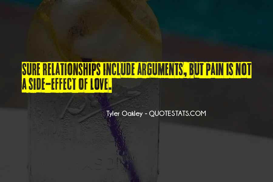 Quotes About Love Is Pain #136274