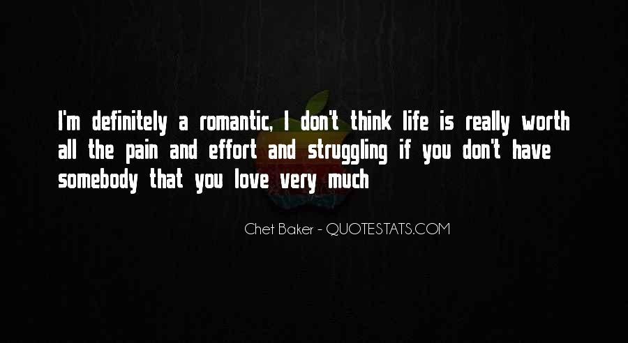 Quotes About Love Is Pain #147427