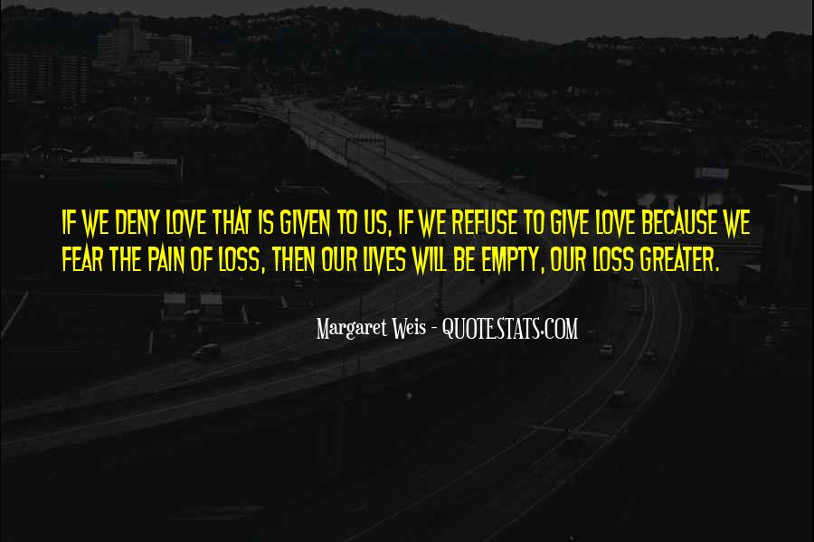 Quotes About Love Is Pain #161998