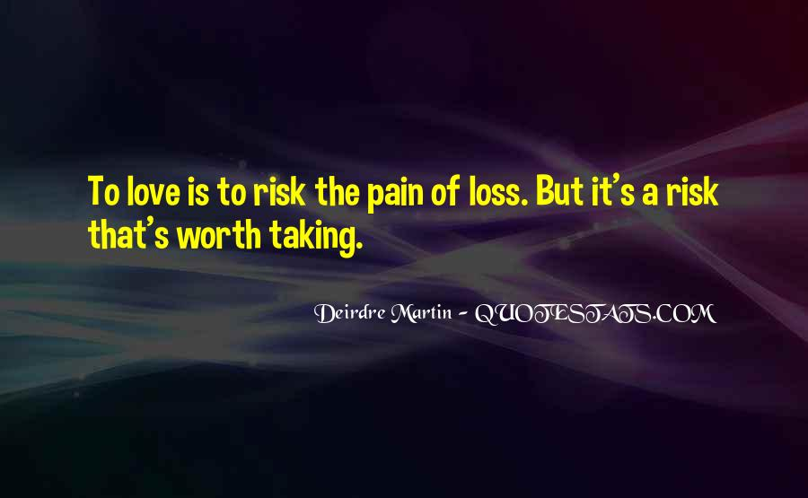 Quotes About Love Is Pain #167850