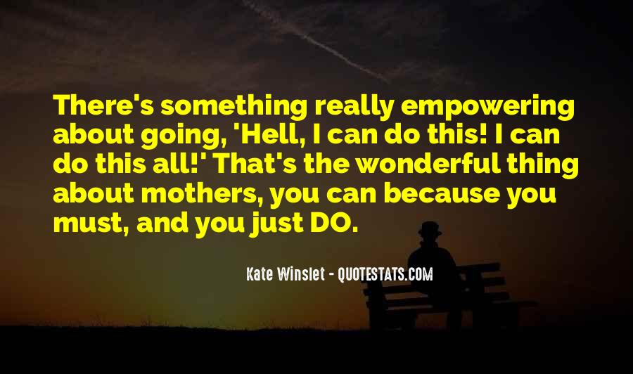 Quotes About Mother Mother #10874