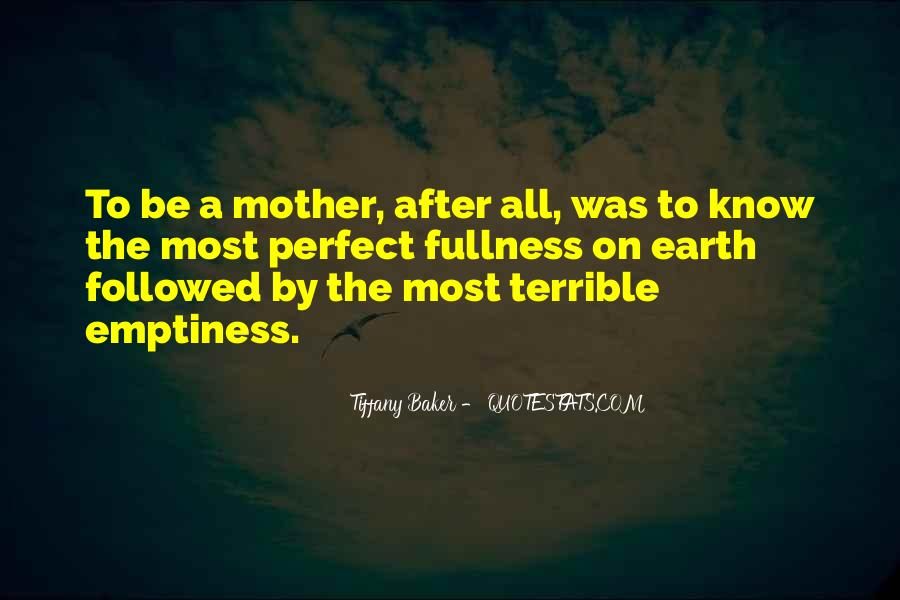 Quotes About Mother Mother #7316
