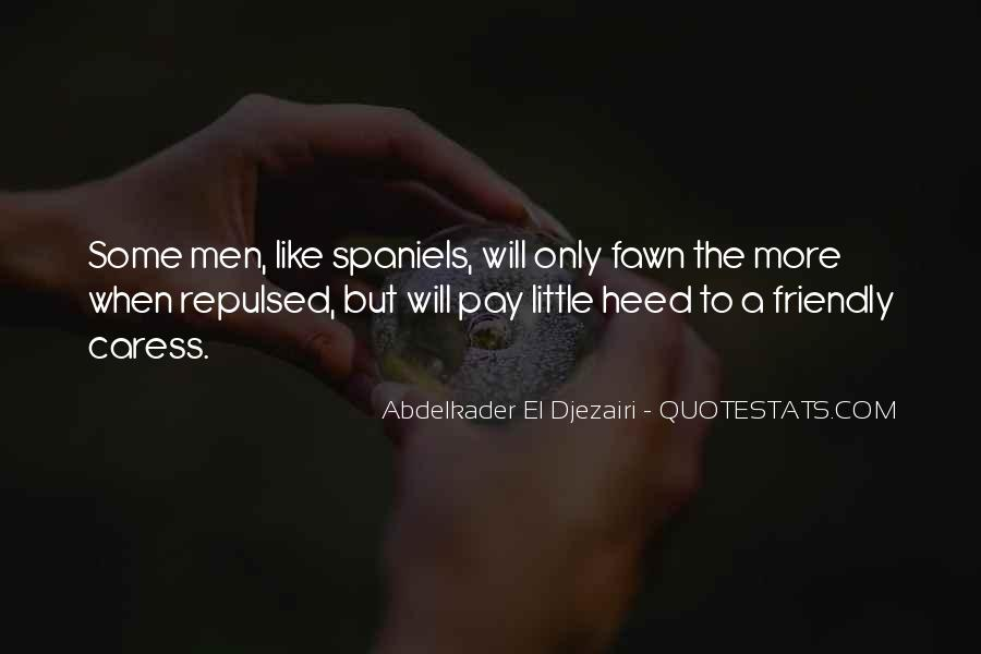 Quotes About Spaniels #567916