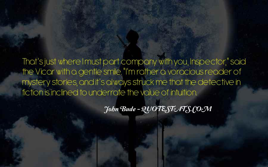 Quotes About Mystery Stories #1194746