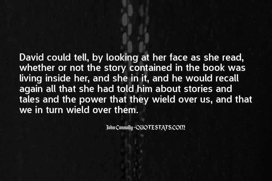 Quotes About Mystery Stories #138373