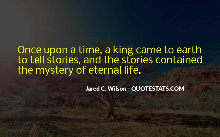 Quotes About Mystery Stories #1655470