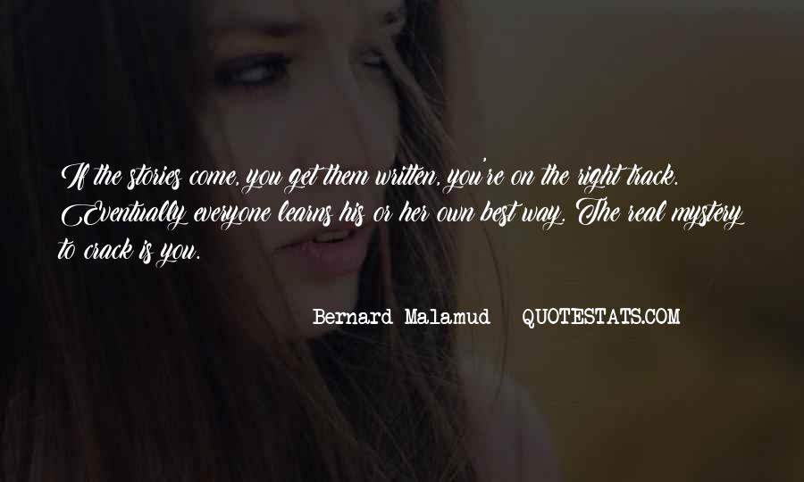 Quotes About Mystery Stories #983759