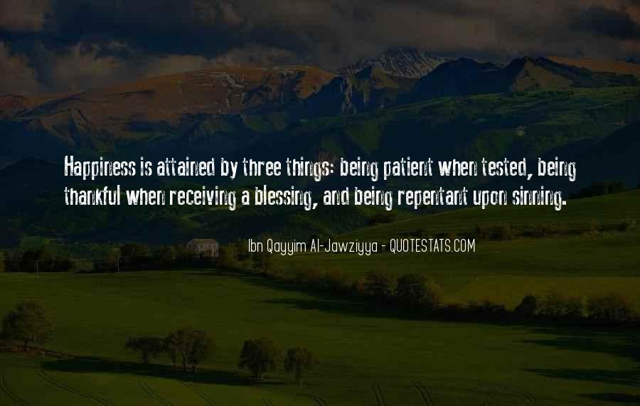 Quotes About Receiving A Blessing #742260