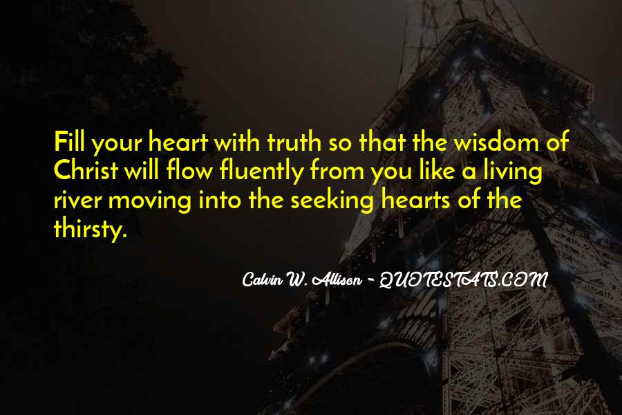 Quotes About Truth Bible #113505