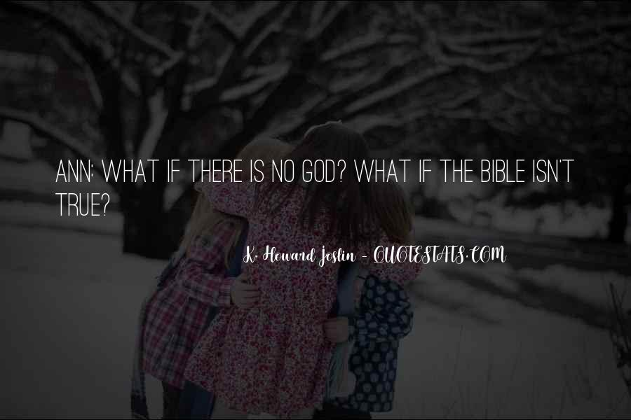 Quotes About Truth Bible #279814