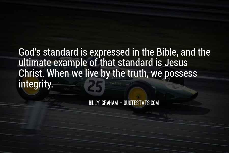 Quotes About Truth Bible #309512