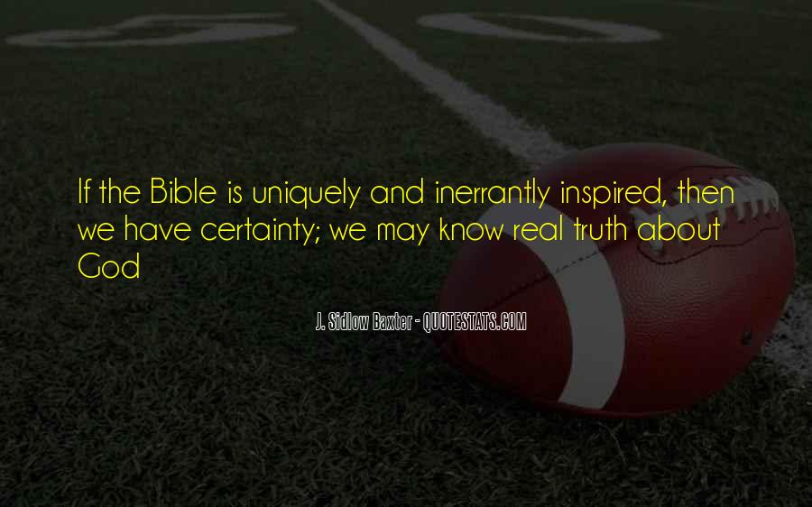 Quotes About Truth Bible #334329