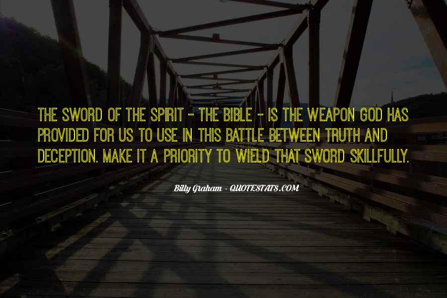 Quotes About Truth Bible #352969