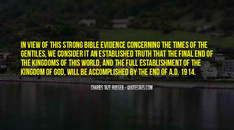 Quotes About Truth Bible #435861