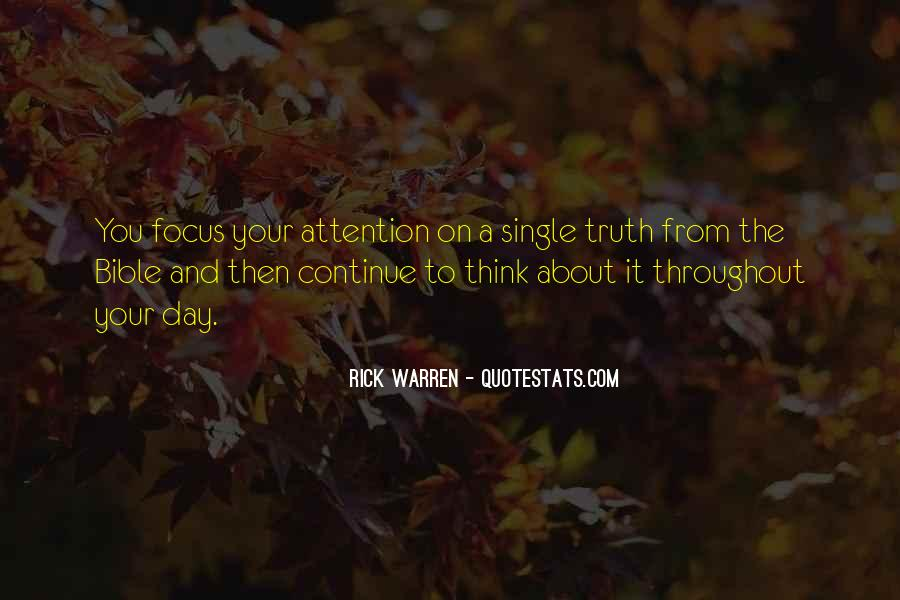 Quotes About Truth Bible #482599