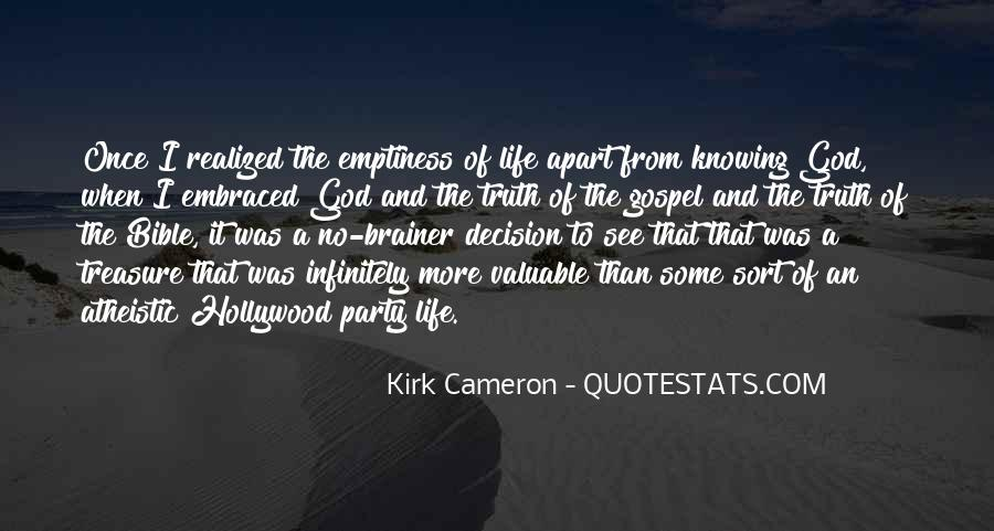 Quotes About Truth Bible #717000