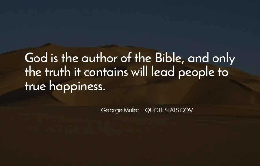 Quotes About Truth Bible #748024