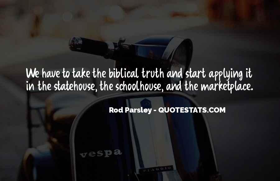 Quotes About Truth Bible #774138