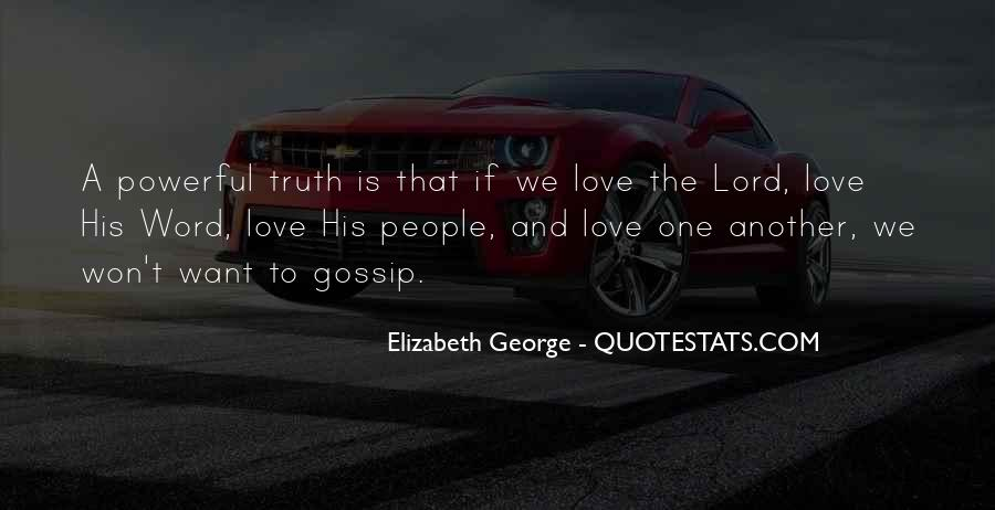 Quotes About Truth Bible #78438