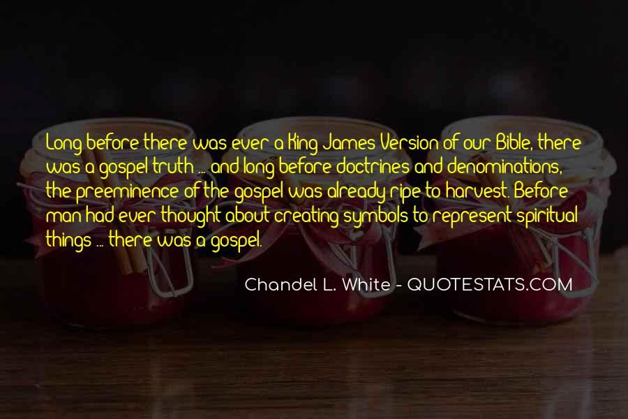 Quotes About Truth Bible #791697
