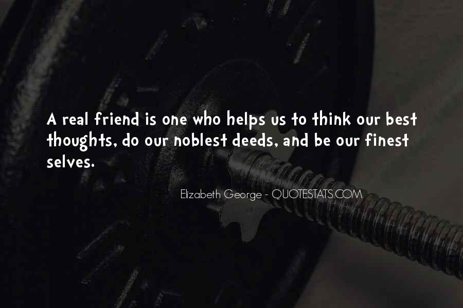 Quotes About A Real Best Friend #215230