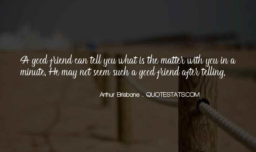 Quotes About A Real Best Friend #245008