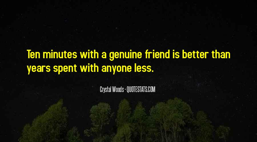 Quotes About A Real Best Friend #272753
