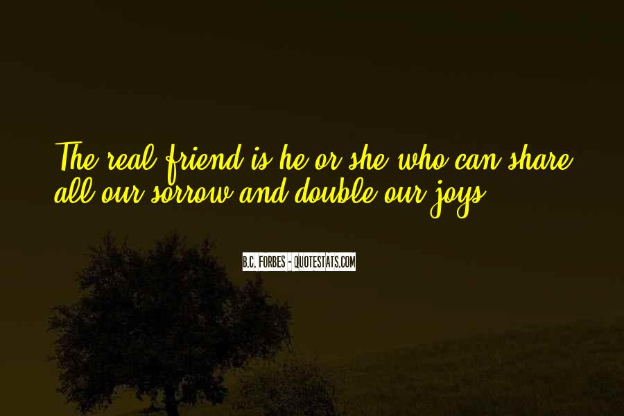 Quotes About A Real Best Friend #352613