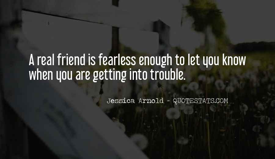 Quotes About A Real Best Friend #368854