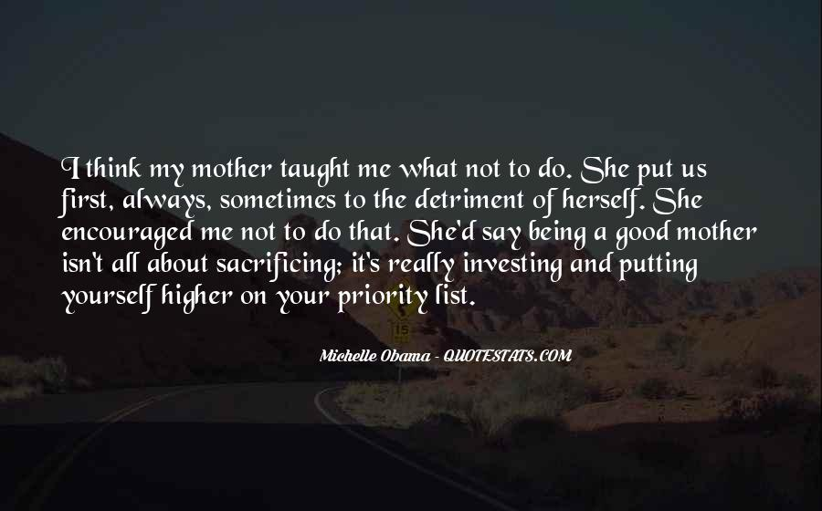 Quotes About Not Being Someone's Priority #726608