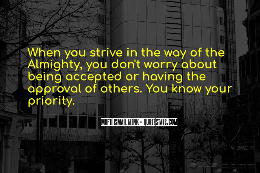 Quotes About Not Being Someone's Priority #755719