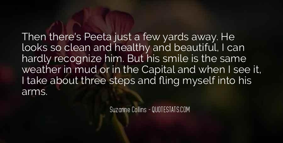 Quotes About Peeta Hunger Games #1036588