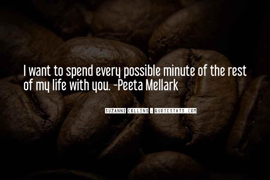 Quotes About Peeta Hunger Games #1235404