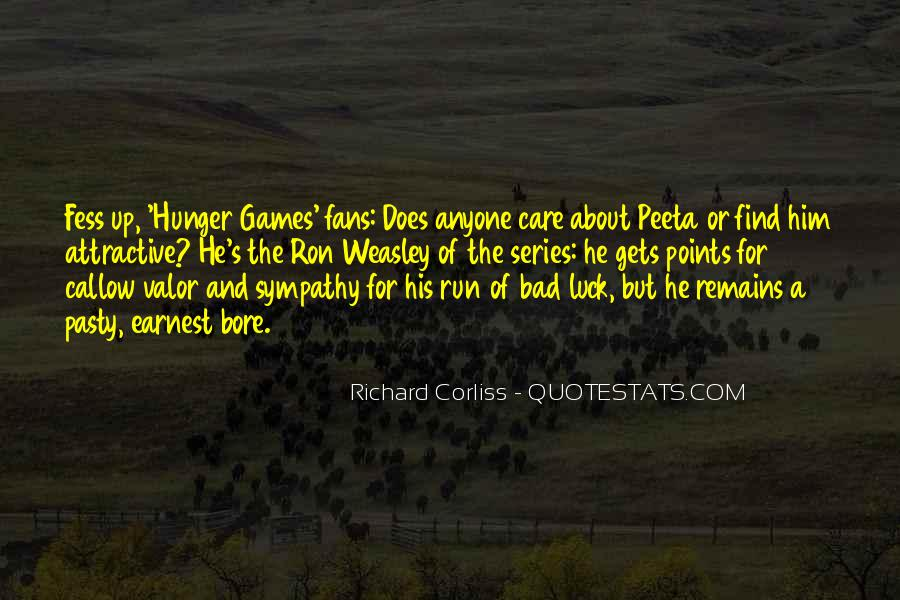 Quotes About Peeta Hunger Games #595541