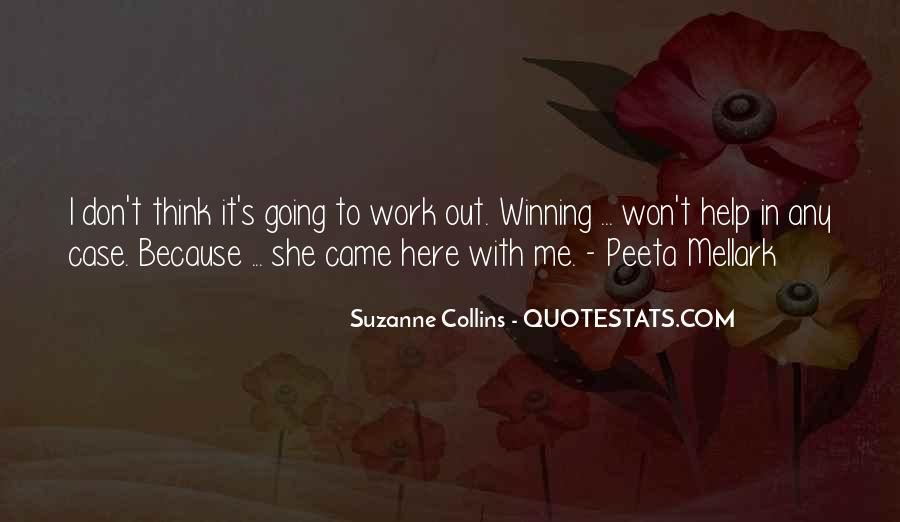 Quotes About Peeta Hunger Games #92762
