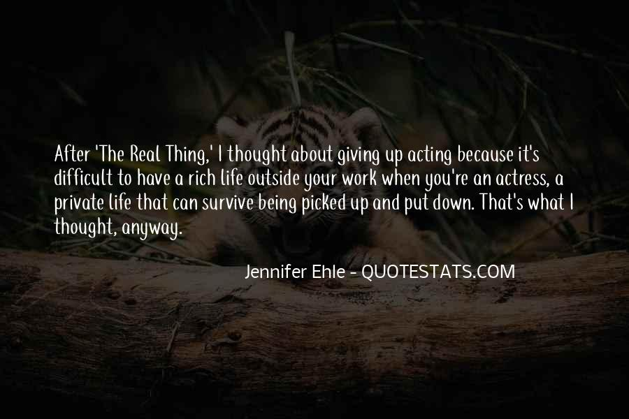 Quotes About Being Picked On #1651635