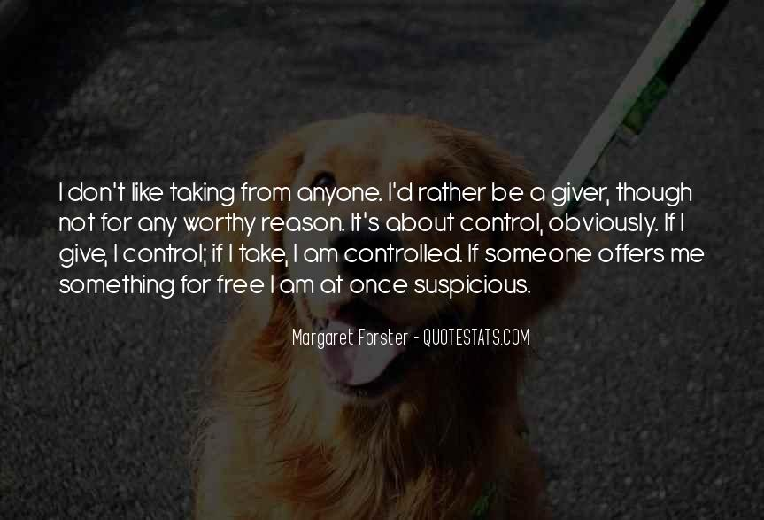 Quotes About Control In The Giver #434880