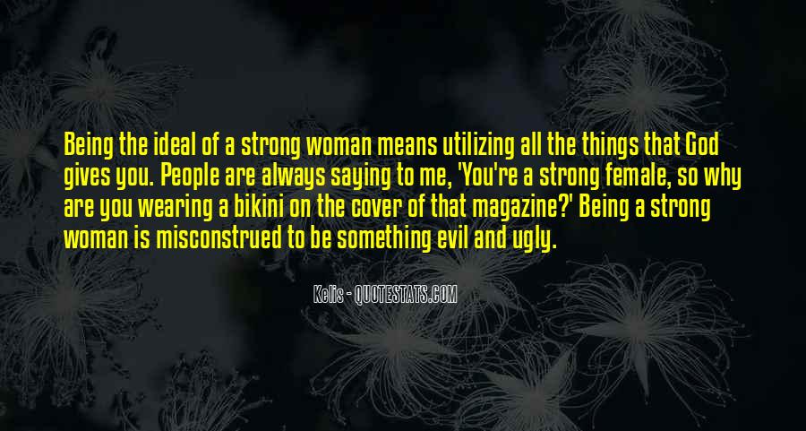 Top 10 Quotes About Being A Strong Woman Of God: Famous ...