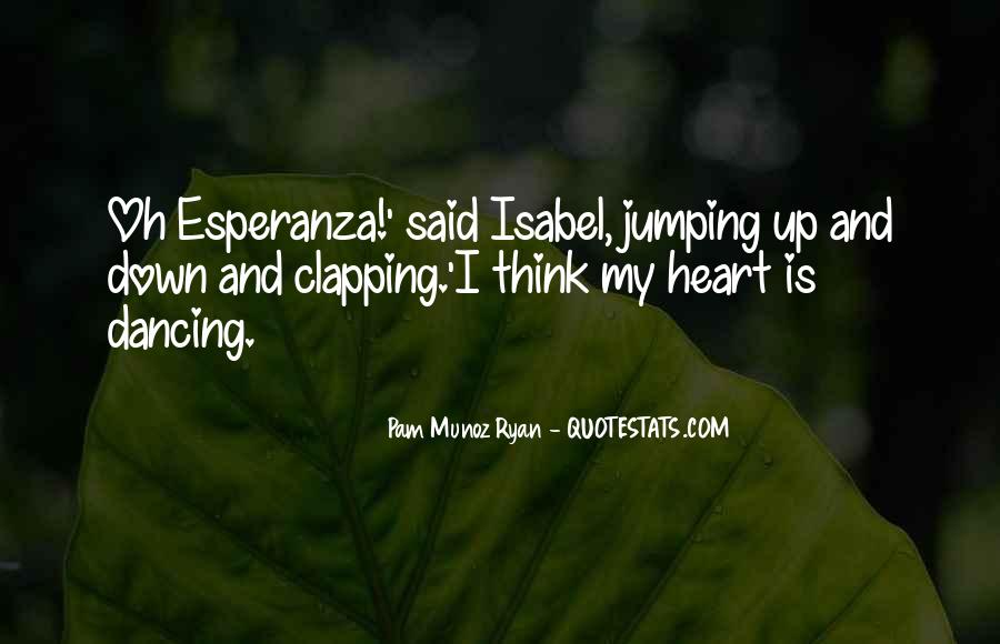 Quotes About Clapping #632903