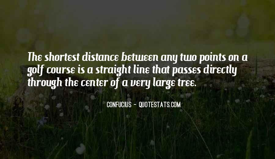 Quotes About Tree Line #1620395