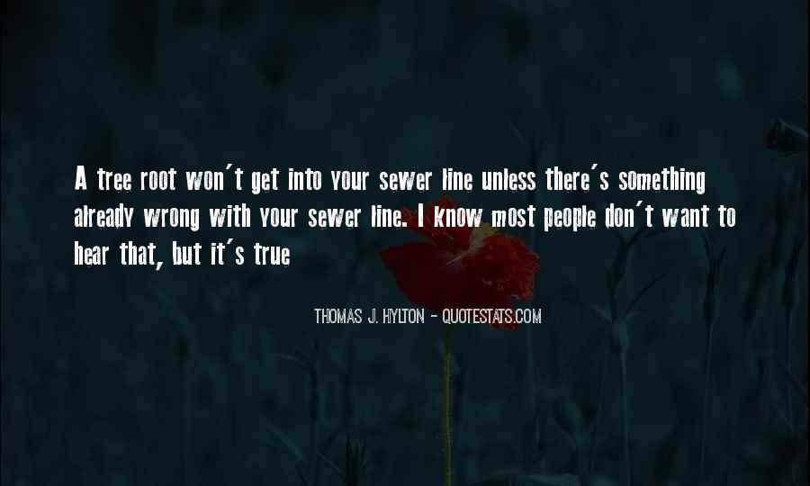 Quotes About Tree Line #291435