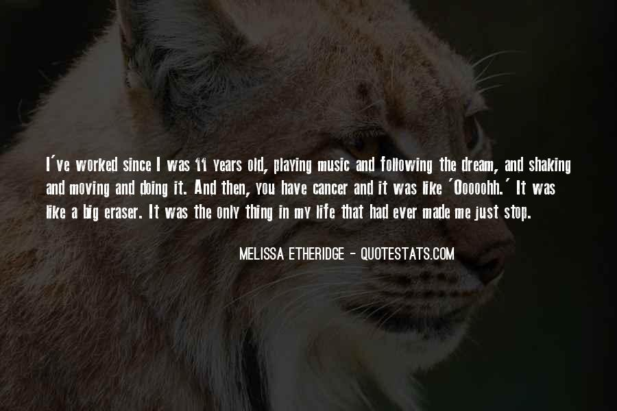 Quotes About My Big Dream #1356578
