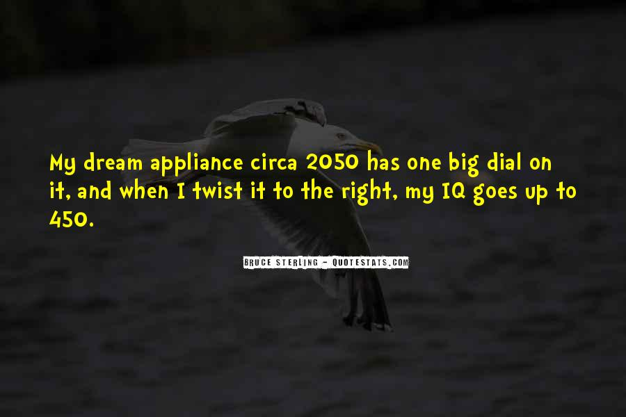 Quotes About My Big Dream #1401443