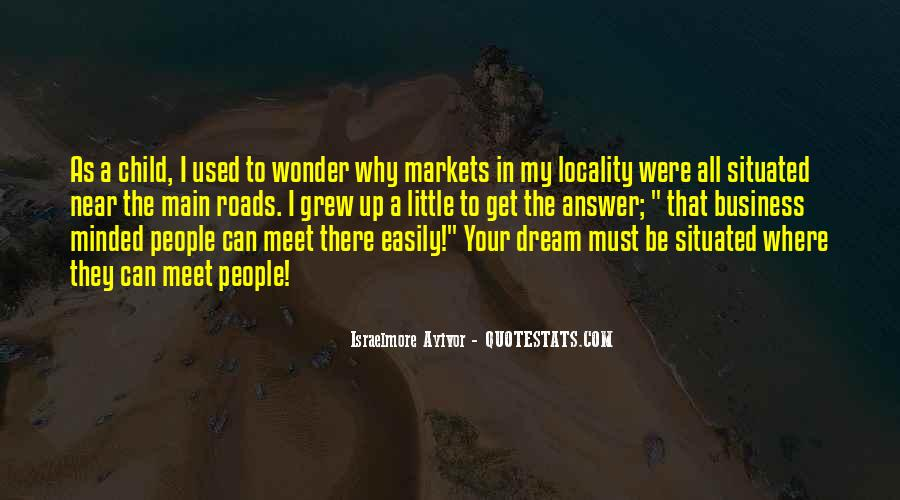 Quotes About My Big Dream #1610427