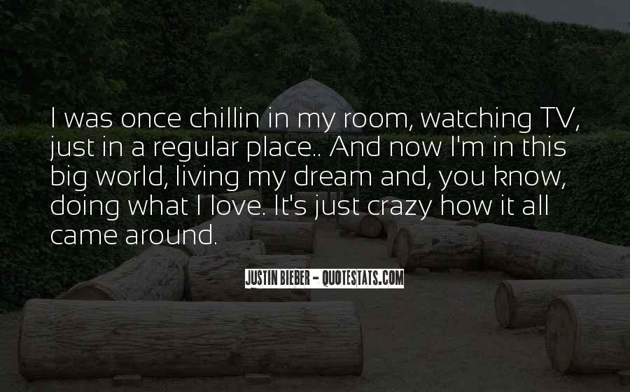 Quotes About My Big Dream #1666994