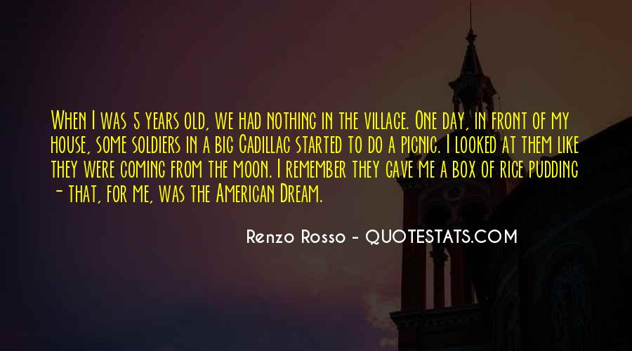 Quotes About My Big Dream #990627