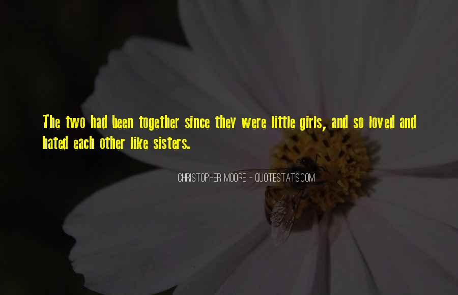Quotes About Having Little Sisters #11861