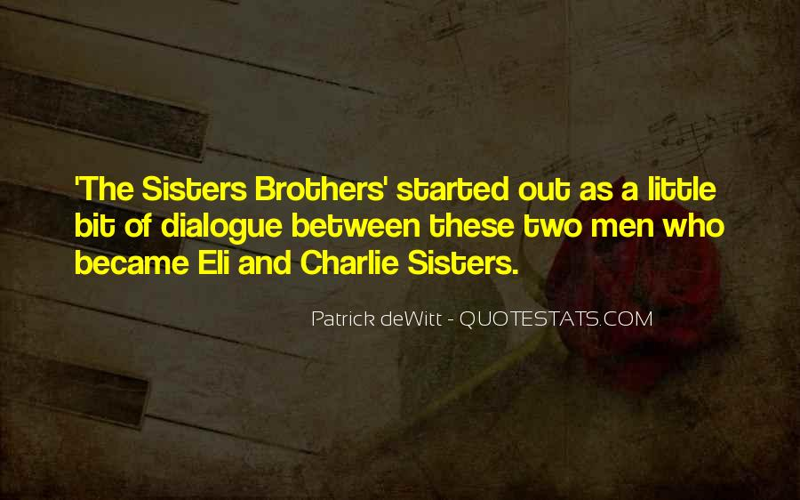Quotes About Having Little Sisters #783319