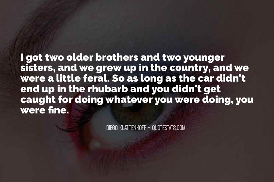 Quotes About Having Little Sisters #900794