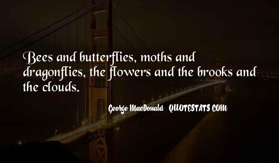 Quotes About Moths And Butterflies #1192876